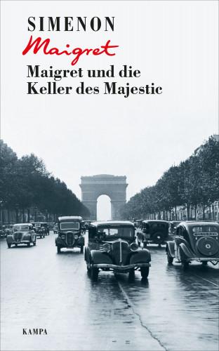 Georges Simenon: Maigret und die Keller des Majestic