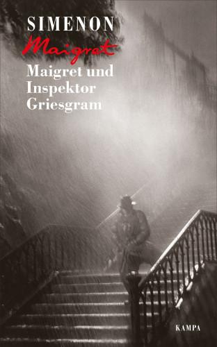 Georges Simenon: Maigret und Inspektor Griesgram