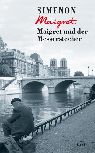 Georges Simenon: Maigret und der Messerstecher