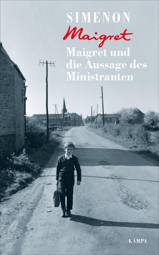 Georges Simenon: Maigret und die Aussage des Ministranten
