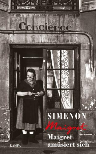 Georges Simenon: Maigret amüsiert sich