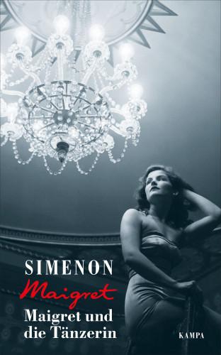 Georges Simenon: Maigret und die Tänzerin