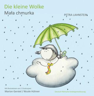 Petra Lahnstein: Die kleine Wolke KITA-Version dt./poln.
