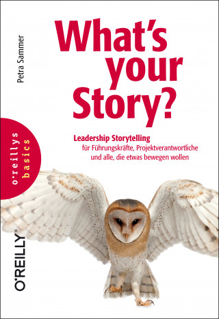 Petra Sammer: What's your Story?