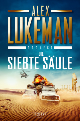Alex Lukeman: DIE SIEBTE SÄULE (Project 3)