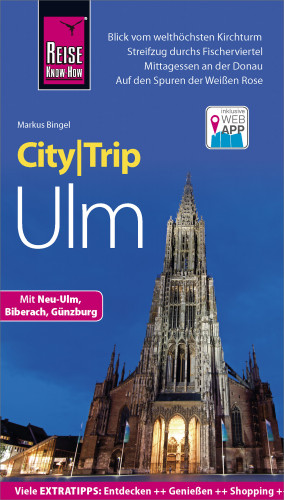 Markus Bingel: Reise Know-How CityTrip Ulm