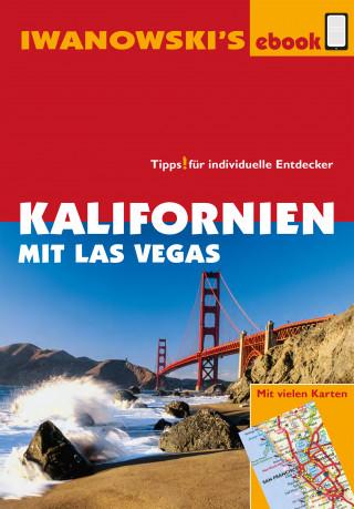 Stefan Blank: Kalifornien mit Las Vegas - Reiseführer von Iwanowski