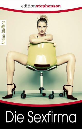 Andine Steffens: Die Sexfirma