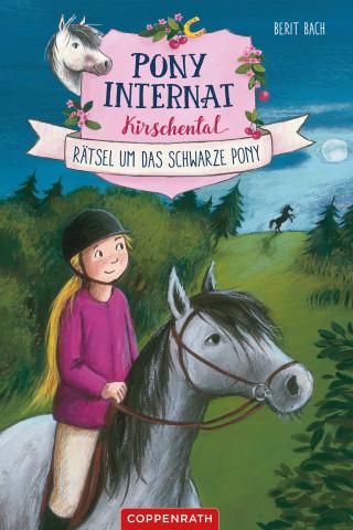 Berit Bach: Pony-Internat Kirschental (Bd. 3)