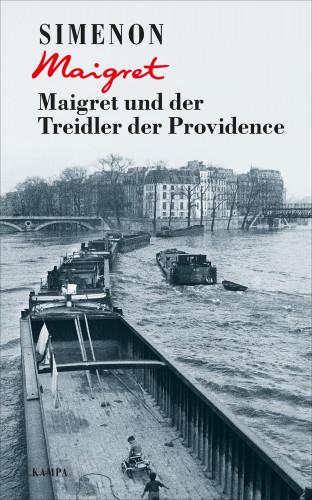 Georges Simenon: Maigret und der Treidler der Providence