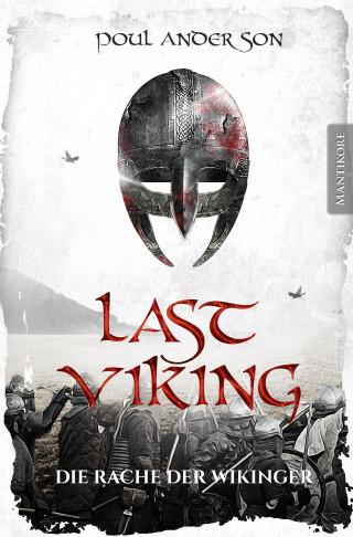 Poul Anderson: Last Viking - Die Rache der Wikinger