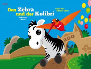 Claudia Opitz, Sebastian Köpcke: Das Zebra und der Kolibri 2