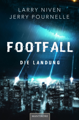 Larry Niven, Jerry Pournelle: Footfall - Die Landung