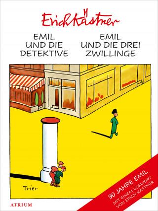 Erich Kästner: Emil und die Detektive & Emil und die drei Zwillinge