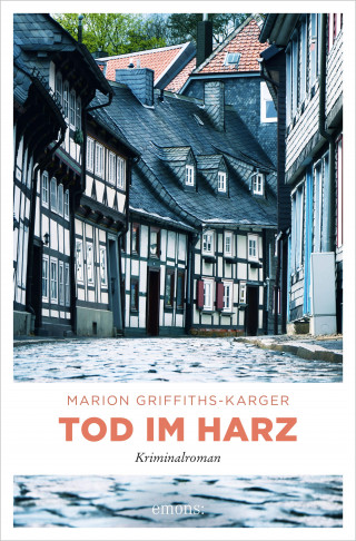 Marion Griffiths-Karger: Tod im Harz