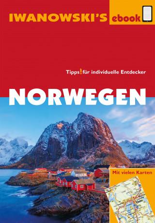 Ulrich Quack: Norwegen - Reiseführer von Iwanowski