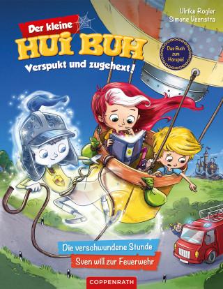 Ulrike Rogler, Simone Veenstra: Der kleine Hui Buh - Verspukt und zugehext (Bd. 1)