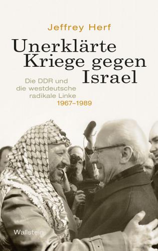 Jeffrey Herf: Unerklärte Kriege gegen Israel