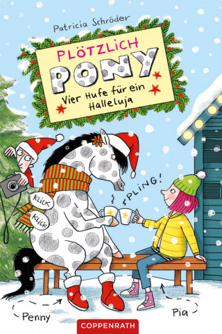 Patricia Schröder: Plötzlich Pony (Bd. 4)
