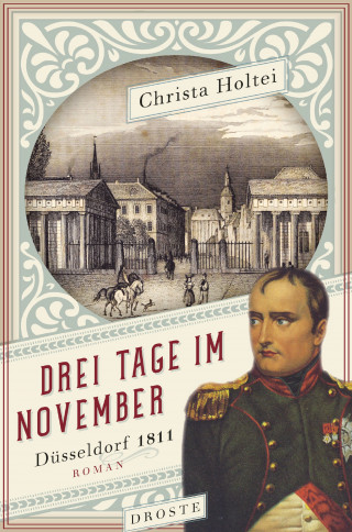 Christa Holtei: Drei Tage im November