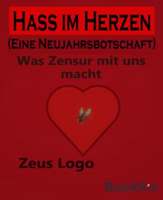 Zeus Logo: Hass im Herzen (Eine Neujahrsbotschaft)