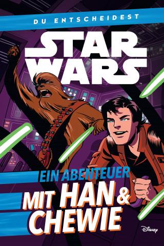 Cavan Scott: Star Wars: Du entscheidest