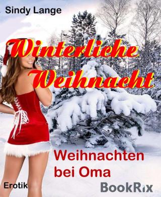 Sindy Lange: Winterliche Weihnacht