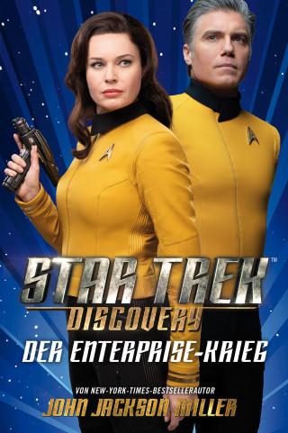 John Jackson Miller: Star Trek - Discovery: Der Enterprise-Krieg