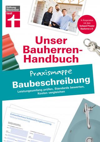 Marc Ellinger: Bauherren Praxismappe - Baubeschreibung