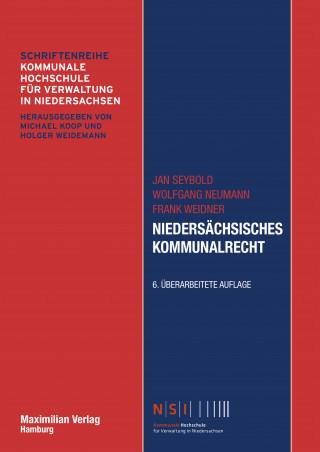 Jan Seybold, Wolfgang Neumann, Frank Weidner: Niedersächsisches Kommunalrecht