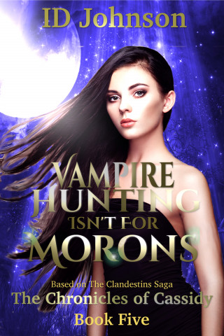 ID Johnson: Vampire Hunting Isn't for Morons