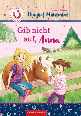Sarah Bosse: Ponyhof Mühlental (Bd. 3)