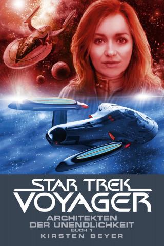 Kirsten Beyer: Star Trek - Voyager 14: Architekten der Unendlichkeit 1