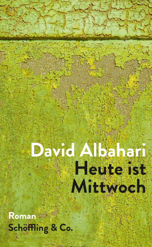 David Albahari: Heute ist Mittwoch