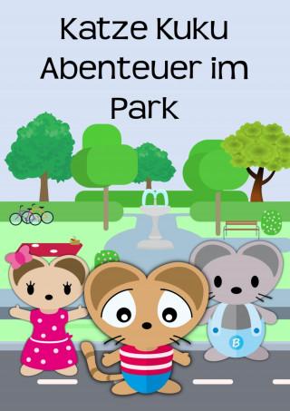 Siegfried Freudenfels: Katze Kuku Abenteuer im Park