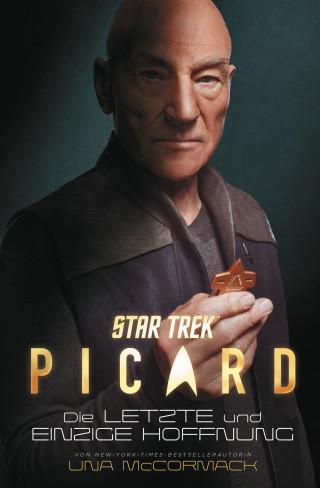 Una McCormack: Star Trek – Picard