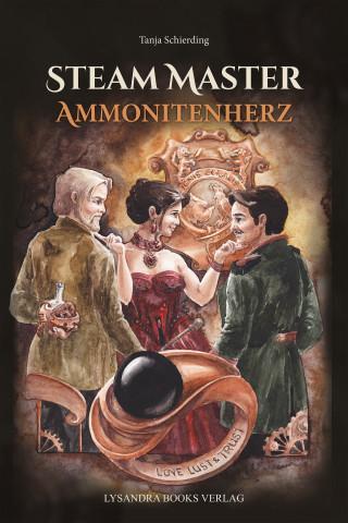 Tanja Schierding: Ammonitenherz