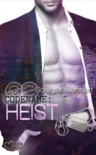Sawyer Bennett: Codename: Heist