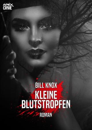 Bill Knox: KLEINE BLUTSTROPFEN