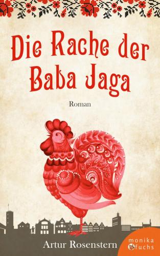 Artur Rosenstern, Torsten Sohrmann: Die Rache der Baba Jaga