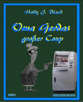 Holly J. Black: Oma Gerdas großer Coup