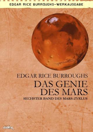 Edgar Rice Burroughs: DAS GENIE DES MARS