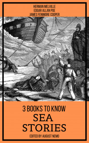 Herman Melville, Edgar Allan Poe, James Fenimore Cooper, August Nemo: 3 books to know Sea Stories