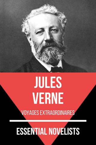Jules Verne, August Nemo: Essential Novelists - Jules Verne