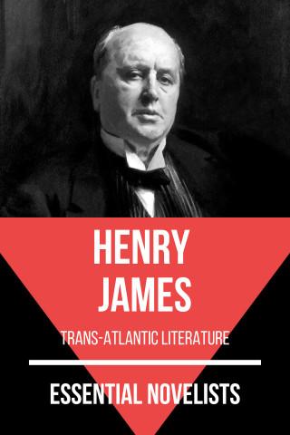 Henry James, August Nemo: Essential Novelists - Henry James