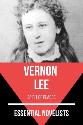 Vernon Lee, August Nemo: Essential Novelists - Vernon Lee