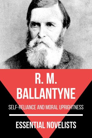 R. M. Ballantyne, August Nemo: Essential Novelists - R. M. Ballantyne