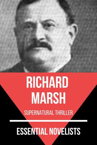 Richard Marsh, August Nemo: Essential Novelists - Richard Marsh