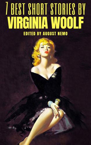 Virginia Woolf, August Nemo: 7 best short stories by Virginia Woolf