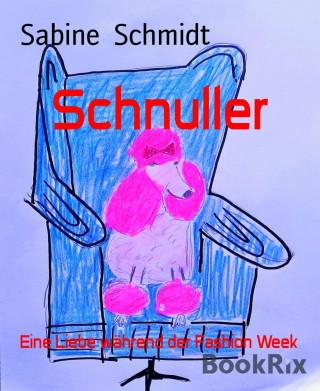 Sabine Schmidt: Schnuller